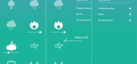Nature Sound: app Android para relajarnos con sonidos de la naturaleza