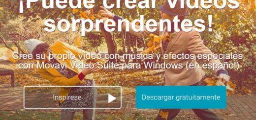 Cómo hacer vídeos con Movavi Video Suite