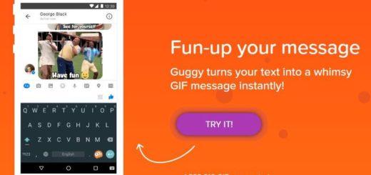 Convertir texto a gif animado fácilmente con Guggy