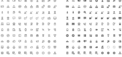 Nova Icons: pack con 350 iconos gratuitos con estilo Material Design