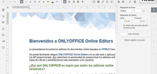 OnlyOffice: completa suite ofimática online y gratuita