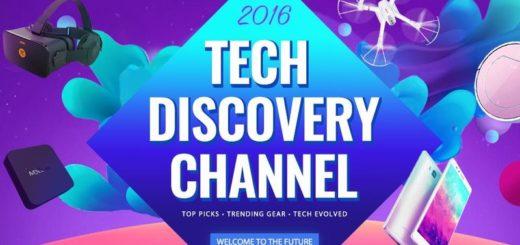 Promoción de Tecnología 2016 con smartphones, 3D VR, wearables y más