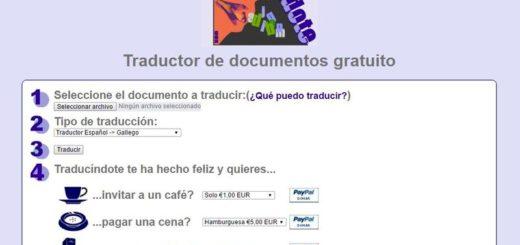Traducir documentos online y gratis con Traducíndote