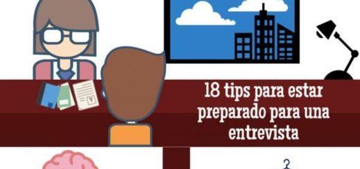 18 consejos para superar una Entrevista de Trabajo con éxito