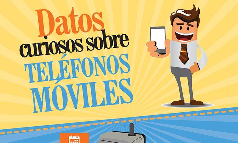 35 curiosidades sobre los teléfonos móviles que te van a sorprender