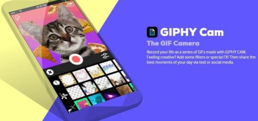 Giphy CAM: app móvil para crear originales GIFs animados