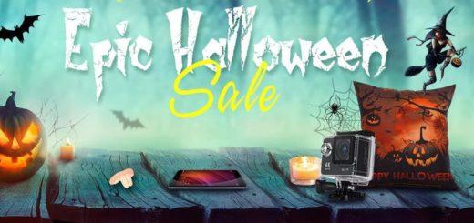 Gearbest lanza promoción para Halloween: smartphones, decoración, disfraces, etc