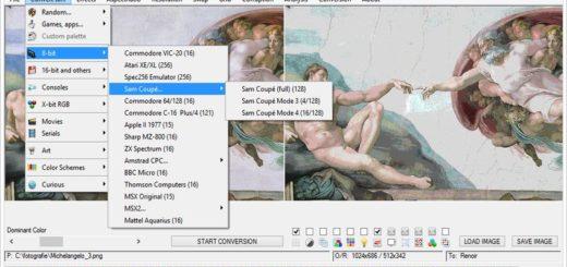 RetroEditor: software gratis para aplicar efectos retro a tus imágenes