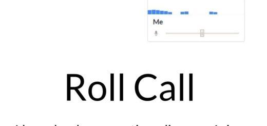 Roll Call: aplicación web gratis para hacer llamadas de voz sin registro