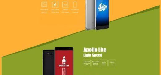 Smartphones Vernee al mejor precio por unos días