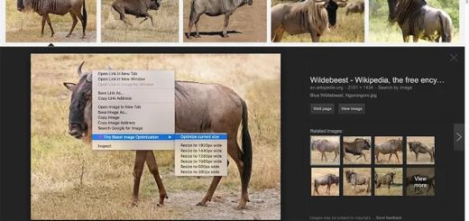 Tiny Beest Image Optimization: plugin Chrome para optimizar imágenes