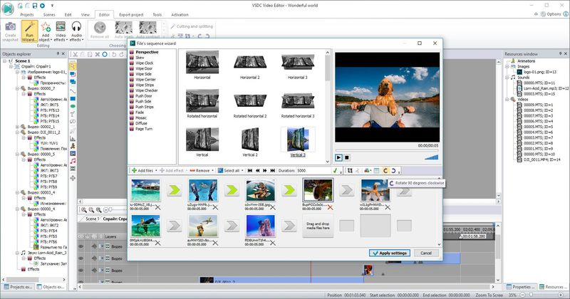 VSDC Free Video Editor: software gratuito para la edición de vídeo