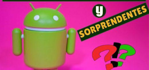 3 apps Android sorprendentes que a lo mejor te gustan