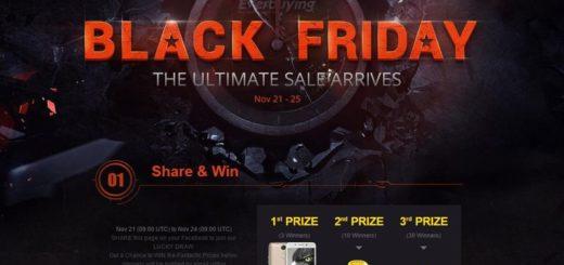 Black Friday ya llegó a Everbuying con muchos descuentos en Tecnología
