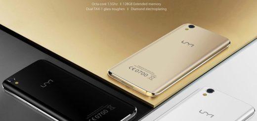Smartphone UMi Diamond por menos de 90 euros