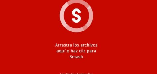 Smash: tal vez la mejor herramienta web para enviar archivos grandes