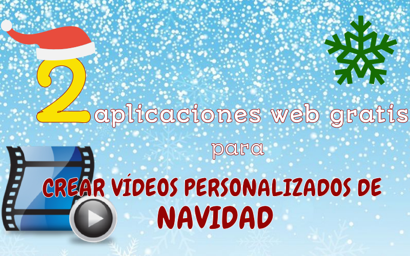 Crear Postales Navidenas Gratis Fotos.Crear Videos De Navidad Personalizados Gratis Con Estas 2