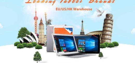Las mejores tablets y phablets en promoción de Gearbest