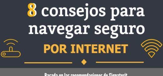 Navegación segura por Internet con estos 8 sencillos consejos