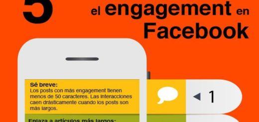 5 consejos para conseguir más interacciones en Facebook