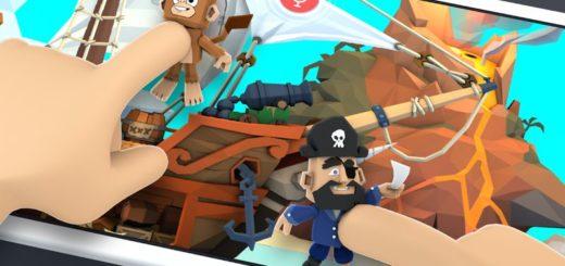 Crear animaciones 3D gratis, en tu Android, con Toontastic 3D