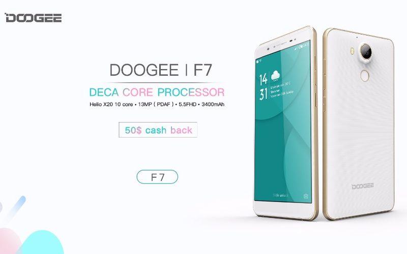Doogee y Aliexpress Doogee F7 Doogee y Aliexpress, para conseguir los mejores teléfonos al mejor precio