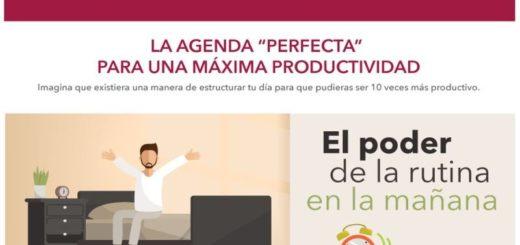 Cómo alcanzar la máxima productividad con una serie de rutinas