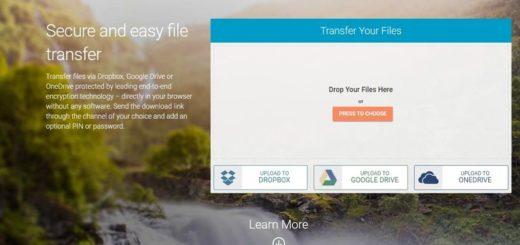 Whisply: utilidad web para el cifrado de archivos antes de compartir por Internet