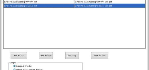 Convertir texto a PDF con este software gratuito para Windows