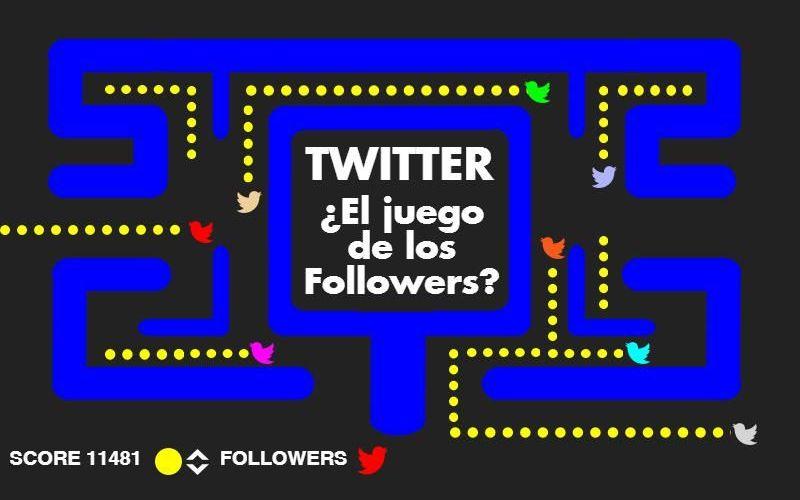 Datos interesantes sobre Twitter visto como si fuera un juego
