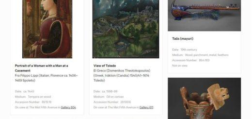 375000 obras de Arte ya disponibles como imágenes de dominio público