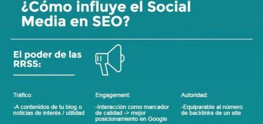 Influencia de las Redes Sociales para el SEO y cómo aprovecharla