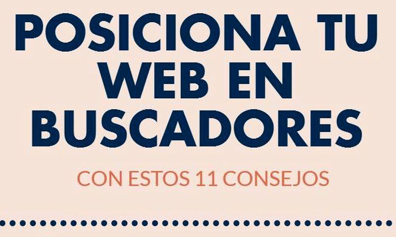 11 mejores consejos para Posicionamiento Web en buscadores