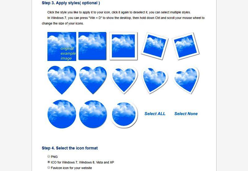 Mejor utilidad web para crear iconos online de forma completamente gratuita