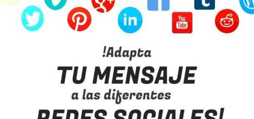 ¿Cómo adaptar tus publicaciones a cada una de las Redes Sociales?