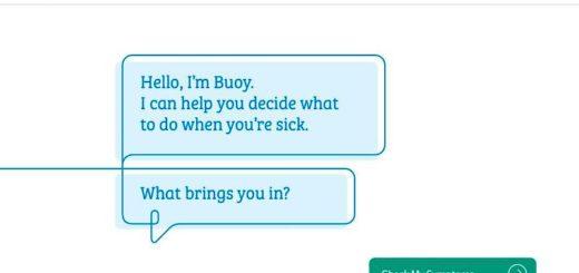 """Buoy: página con inteligencia artificial para """"diagnosticar"""" tus síntomas"""