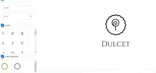 Crear logos de empresa online y gratis con la herramienta web más sencilla