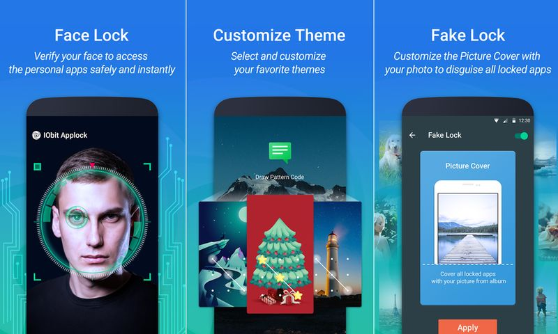 Desbloquear apps con reconocimiento facial con estas 3 aplicaciones Android
