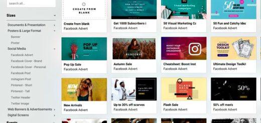 Nueva web gratuita para crear imágenes sociales, banners y mucho más