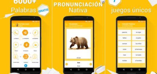 App Android gratuita para aprender Inglés en tu smartphone o tablet