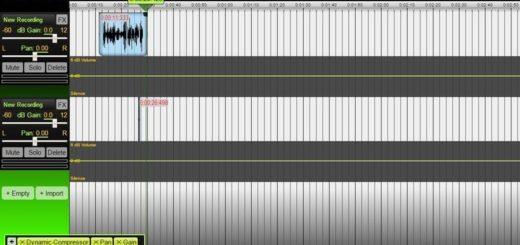 Beautiful Audio Editor: espectacular editor de audio online y gratuito