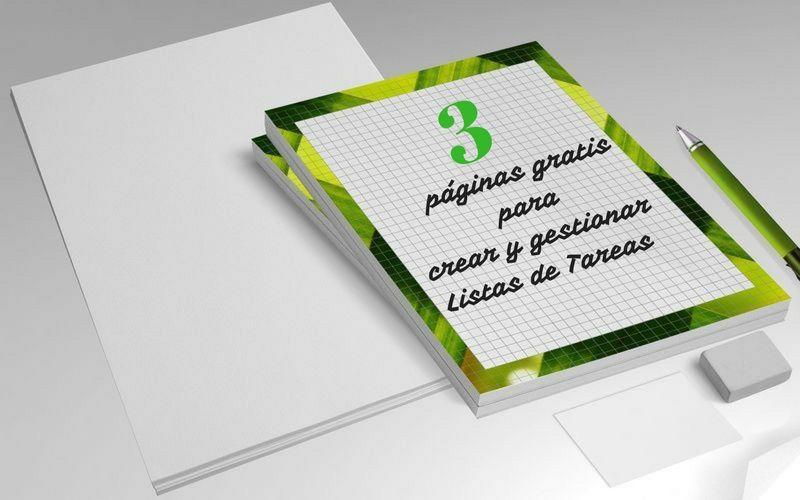 Crear y gestionar listas de tareas 3 páginas gratuitas para crear y gestionar listas de tareas fácilmente