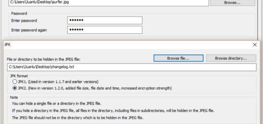 FileFriend: software gratuito para ocultar archivos, documentos y carpetas en imágenes JPEG