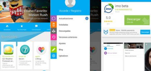 Buen mercado de aplicaciones Android como complemento o alternativa a Google Play