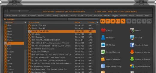 Nexus Radio: software gratis con más de 30000 emisoras de radio para escuchar en tu PC
