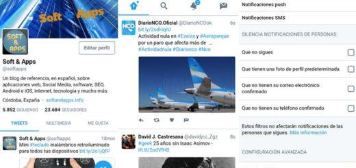 Twitter Lite: una alternativa liviana a la app móvil oficial de Twitter