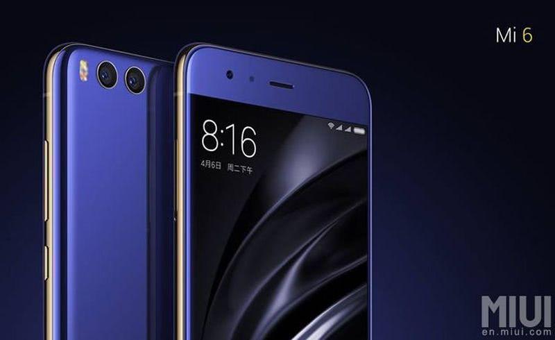 XiaoMi Mi6 XiaoMi Mi6: ya en preventa el último smartphone brutal de XiaoMi