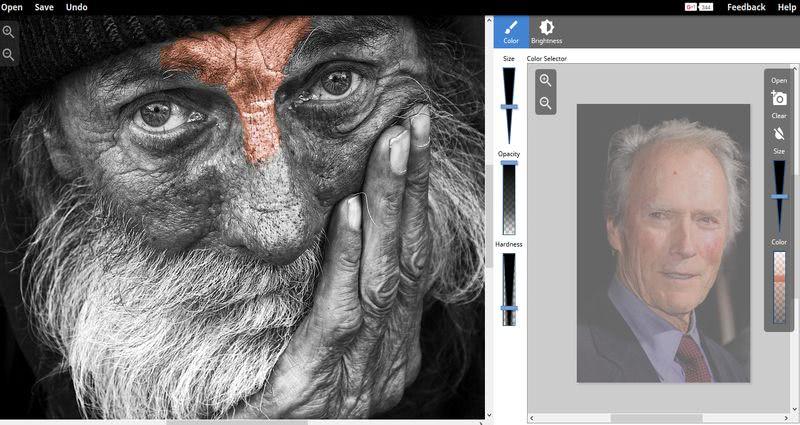 Colorear fotos antiguas online - Colorize Photo