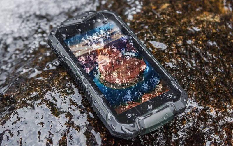 Geotel A1 en venta flash por solo $59.99, con IP67 y Android 7.0 Nougat