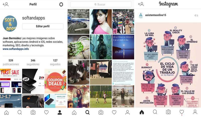 La versión web móvil de Instagram ya permite publicar fotos